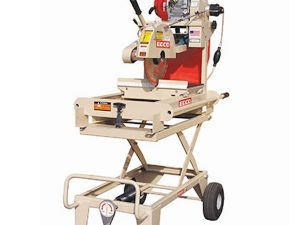 Edco 14in Brick Saw for rent