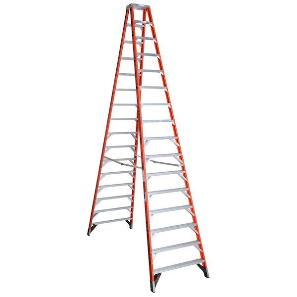 16' stepladder for rent