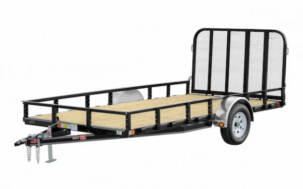 7x14 utility trailer for rent